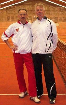 Mathias Roth und Andreas Rudolph