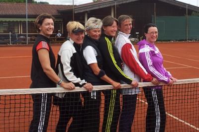 v.l.n.r.: Katrin Ziegler, Birgit Krage, Ute Berlin, Britta Otte, Gabi Webe, Sabine Zollweg (Foto: Rolf Ziegler)