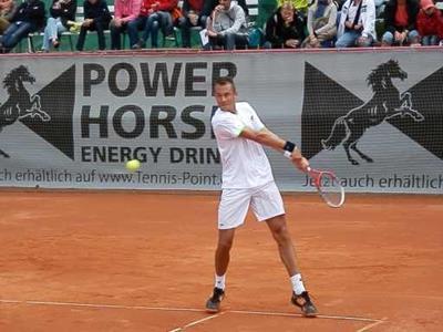 Lukas Rosol (Foto: Dr. Geiger)