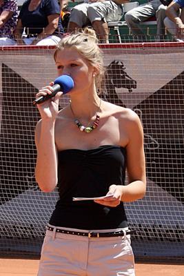 Unsere Sprecherin Linda Queck (Foto: J. Teichmann)