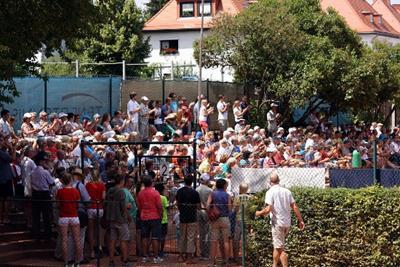 Begeisterte Zuschauer (Foto: J.Teichmann)