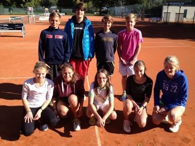Landesmeisterschaften U12 (Bild: Barbara Junge-Ilges)